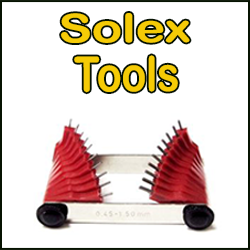 Solex Carburettor Tools