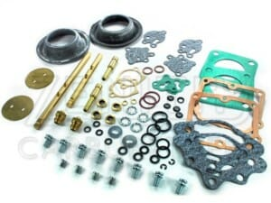 STROMBERG CDSE 175 CARBURETTOR SERVICE / REPAIR / GASKET KIT (JAGUAR V12)