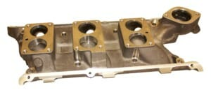 "Ford ""ESSEX"" V6 3LTR көп кырдуу TRIPLE WEBER 40 DCNF CARBURETORS ҮЧҮН KIT"