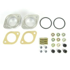 WEBER DCOE / DELLORTO DHLA / SOLEX ADDHE CARBURETTOR MANIFOLD LAAJENNUS / SPACER KIT (SINGLE)