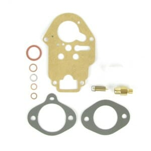SERVIDORIE CARBURETTORI ICF 30 / GASKET / REPAIR KIT (CLASSIC FIAT BERLINA 850cc)