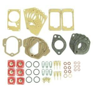 SOLEX 40 PI CARBURETTOR SERVICE / GASKET / REPAIR KIT (PORSCHE 911)