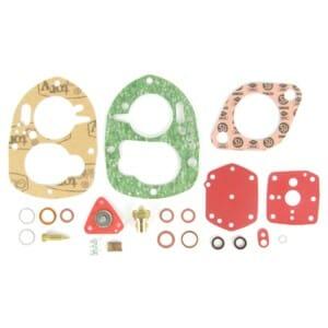 SOLEX 40 PBIC & PICB CARBURETTOR SERVIS / GASKET / REPAIR KIT (PORSCHE 356 KIT)