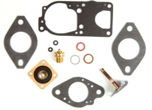 SOLEX 32 DIS CARBURETTOR SERVISS / REMONTS / GASKET KIT - RENAULT