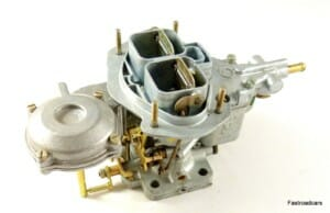 WEBER 32 DHS 22 CARBURETTOR FIAT 124 ĪPAŠAI 1973 1438cc (NEW OLD STOCK!)