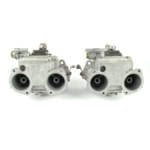 GENUINE, RE-CONDITIONED DELLORTO DHLA 45 CARBURETTORS (PAIR)