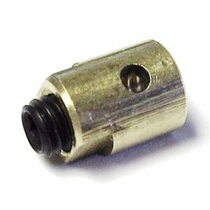 WEBER / DELLORTO / SOLEX / SU / PIERBURG KARBURĒTORS THROTTLE CABLE WIRE FERRULE