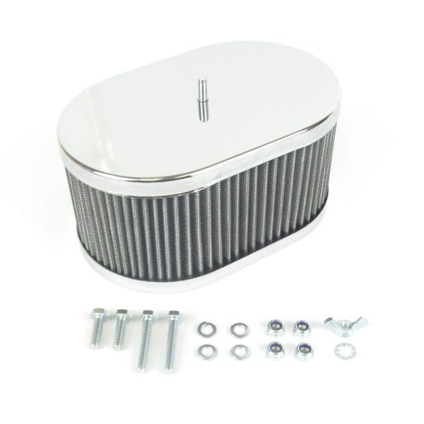 WEBER IDF CARBURETTOR AIR FILTER/CLEANER ASSEMBLY (90MM TALL)