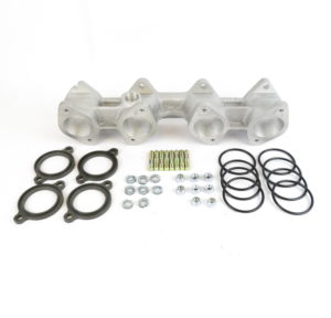 BMW 2000 / 2002 M10 MOTOR WEBER DCOE / DELLORTO DHLA CARBURETTOR CONVERSION MANIFOLD (45MM)