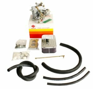 AMC JEEP 4.2L 6-CYL MOTOR WEBER 32 / 36 DGEV CARBURETTOR CONVERSION KIT