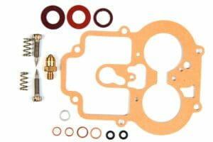 WEBER 34 i 36 DCS CARBURETTOR SERVICE / REPAIR / GASKET KIT