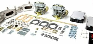 GENUINE WEBER 32 / 36 DGEV CARBURETXEA CONVERSION KIT DATSUN 240Z / 260Z / 280Z