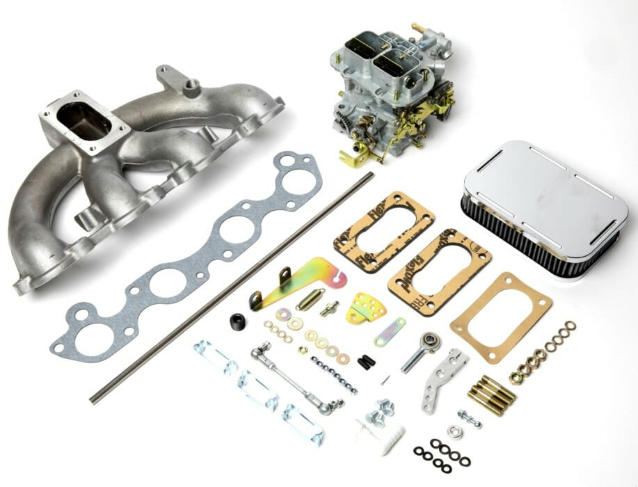 Weber 38 Dgms Carburettor Conversion Kit For Volvo B21