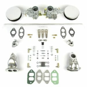 VW T25 WATERBOXER WEBER 34 ICT CARBURETTOR CONVERSION KIT