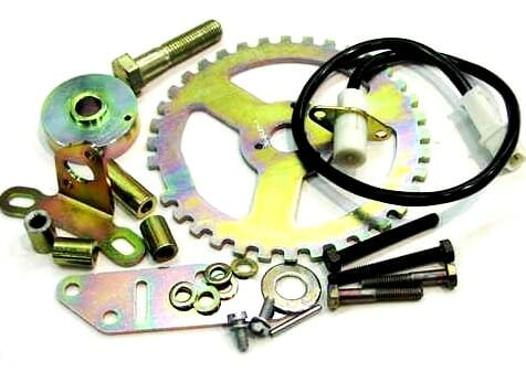 FORD PINTO ENGINE FUEL INJECTION 36-1 TRIGGER DISC/CRANK SENSOR KIT