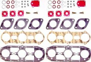 ZENITH TIN 40 CARBURETTOR SERVICE/REPAIR/GASKET KIT - PORSCHE 911