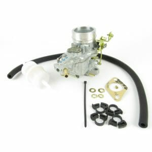 FORD 1.6 OHC PINTO MOTOR 1972-86 WEBER 34 ICH CARBURETTOR CONVERSION KIT