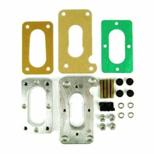 WEBER DGV / DGAV / DGEV CARBURETTOR ADAPTER PLATE KIT MAZDA B2000 / B2200 ENGINE