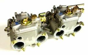 CLASSIC ALFA ROMEO 1600cc WEBER 40 DCOE GASSENTSETTING (FOR RWD BILER)