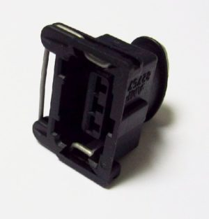 WEBER/ALPHA POTENTIOMETER THROTTLE POSITION SENSOR CONNECTOR BLOCK (TPS)