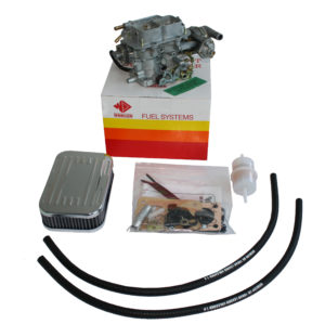 FORD GRANADA 2.3 V6 WEBER 38 DGAS CARBURETTOR CONVERSION KIT (AUTO-CHOKE)
