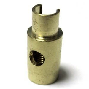 12541 Dellorto Atomiser bush for DQ/DP 7mm open