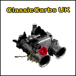 Dellorto Industrial Carburettors (Cars - CC)