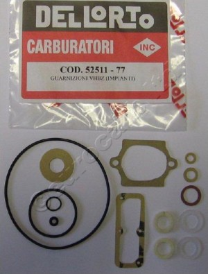 VHB/Z Gasket set - linked carbs.