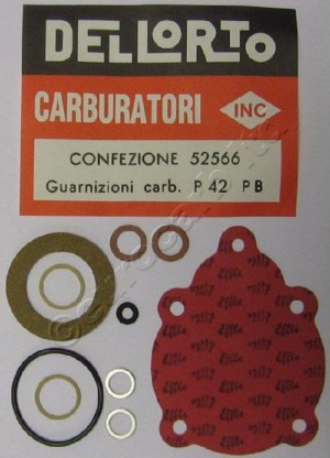 P42PB Pump gasket set