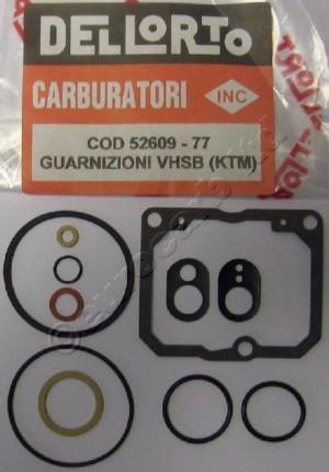 52609 Dellorto VHSB conta takımı - KTM