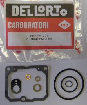 52612 Dellorto VHSB set brtvi