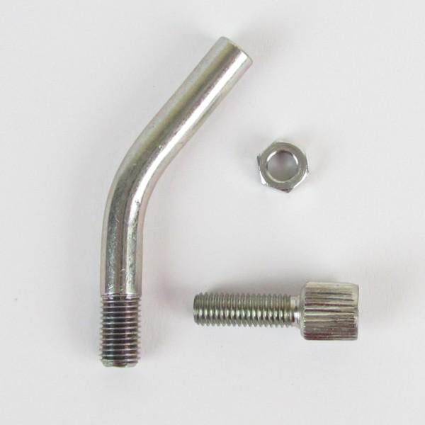53087 Dellorto 40 ° Komplet za kabelski lakat