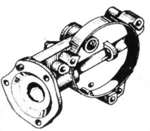 Autočoku korpuss
