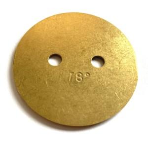 64005.006 Weber 46 IDA3C Vlinderschijf