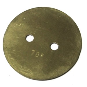 64005.091 Weber 48mm Butterfly disc