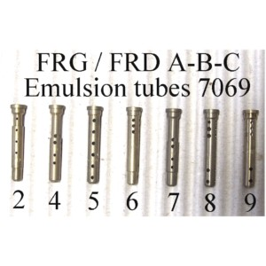7069 FRG, FRD, FRDA / B / C צינור תחליב