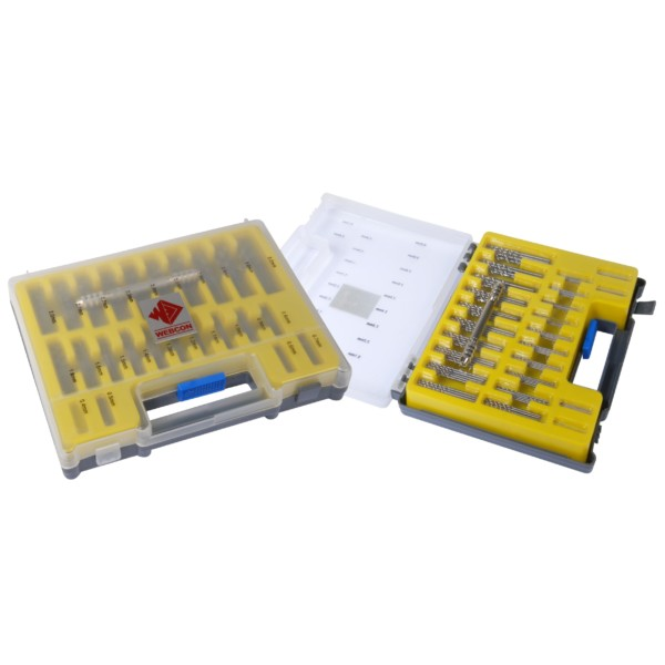 98024.050 - Weber Jet drill set and vice