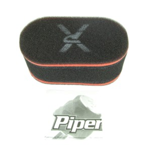 Pipercross double trumpet sock 50mm deep