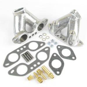 Classic VW Volkswagen T4 Engine Инлет көп кырдуу КИТ WEBER 34 МКТ Көмүрсуулар aircooled