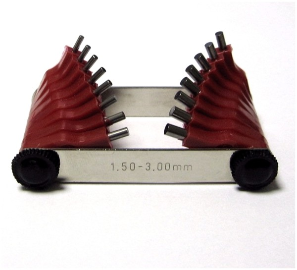 Carburettor Héich / IDLE / AIR KORRECTOR JET SIZEENGEM (1.50 - 3.00MM)