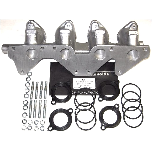 Vauxhall/Opel 2L OHC manifold to suit twin DHLA/DCOE