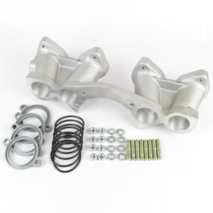 M4920 Volvo B18/B20 manifold for twin 48DCOE DHLA 48