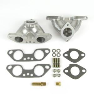 MAN007 VW Type 4 Inlet Manifold Kit fir Weber 34 ICT Vergaser