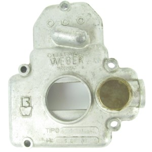 Weber DCOE Top cover 40DCOE 106 - Estoque usado