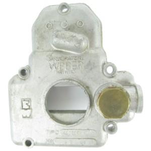 Weber DCOE Top cover 40DCOE 107 - Estoque usado