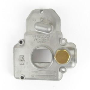 Weber DCOE Top cover 40DCOE 128 - Estoque usado