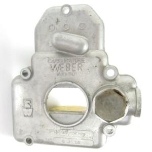Weber DCOE yläkansi 40DCOE 129 - Käytetty varastossa