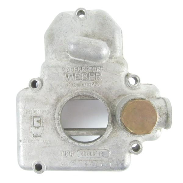 Weber DCOE Горна корица 40DCOE 19 - Използван склад
