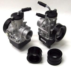 PHBH28 за 2CV мотор
