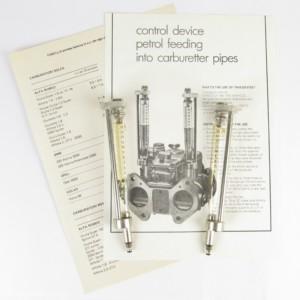 SOLEX C40 / 45 / 48 DDH / ADDHE TWIN CARBS ALFA ROMEO POMP JET CIRCUIT TEST TOOL